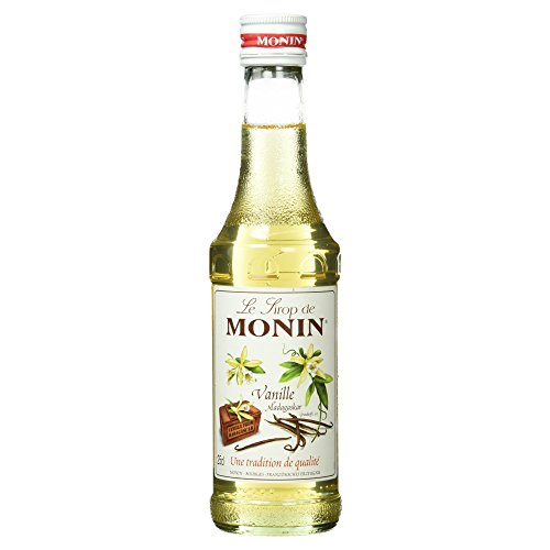 Monin Sirup Vanille, 250 ml