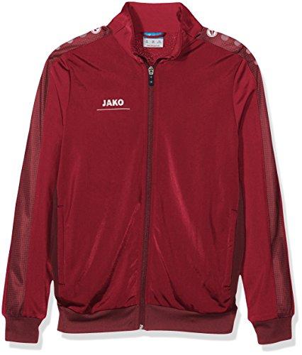 JAKO Trainingsjacke Sportjacke Jacke S M L XL XXL 3XL 4XL schwarz//grau 9316