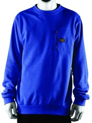 Emerica Standard Issue Crew Sweater blue