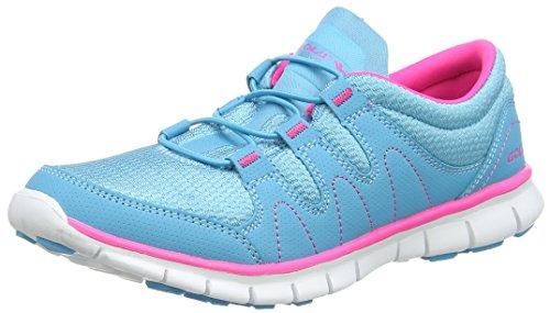 GolaSolar - Scarpe Sportive Outdoor donna, blu (blue/pink), 41