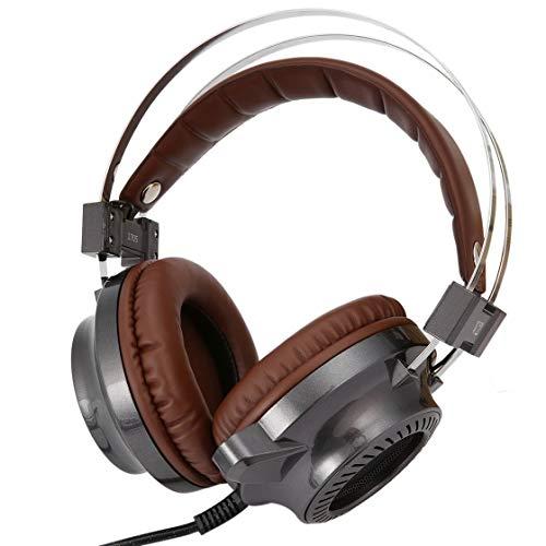 Preisvergleich Produktbild V2 Stereo Kopfhörer Gaming Headset LED-Licht Hallo-Fi Kopfhörer mit Mikrofon
