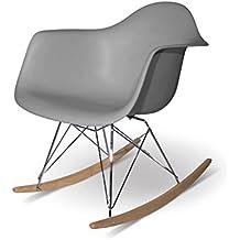Aryana Home Chaise A Bascule Replique Eames