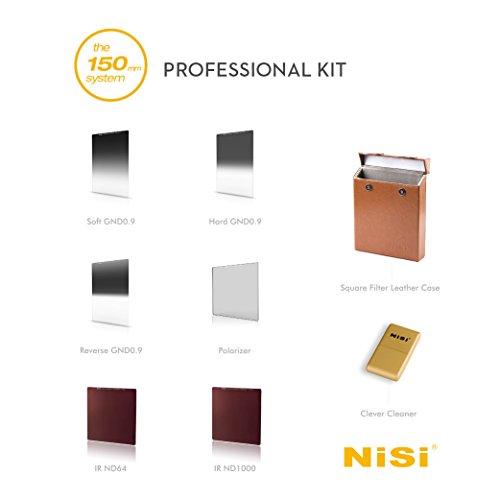 NiSi 150mm System Filters Kit (150mm Professional Kit)