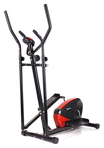 Vélo elliptique Crosstrainer HS-025C Cruze l'ordinateur Résistance réglable