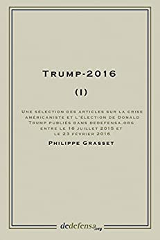 TRUMP (I) par [Grasset, Philippe]