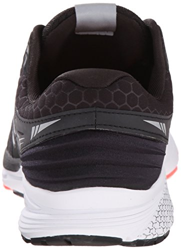 New Balance Women's Vazee Prism Running Shoe, Black/White, 10 B US Black/White