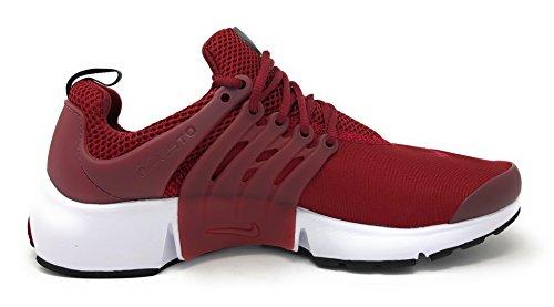 Nike Hyperwarm Mock base Layer maglia a maniche lunghe da golf Team Red/Anthracite