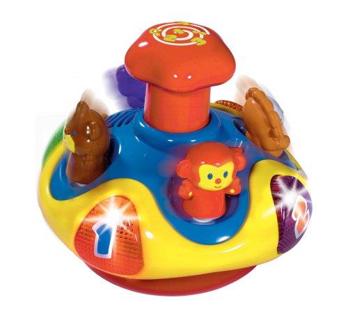 VTech–Spielzeug 1. âge- Eveil–lumi-toupie