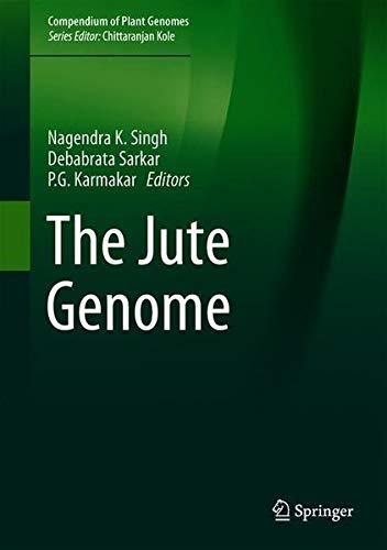 The Jute Genome (Compendium of Plant Genomes)