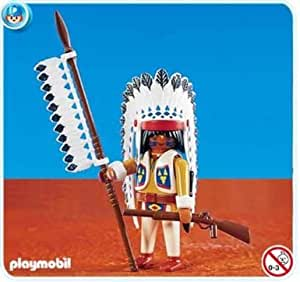 PLAYMOBIL 7660 - Chef indien
