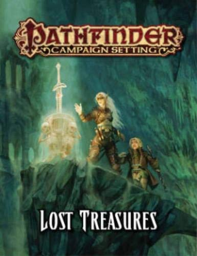 Pathfinder Campaign Setting: Lost Treasures by Judy Bauer (2015-01-06)
