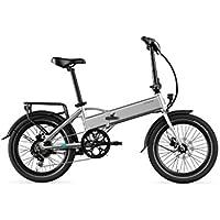 Legend eBikes Monza 36V10.4Ah Bicicleta Eléctrica Plegable, 25 Km/h, Unisex