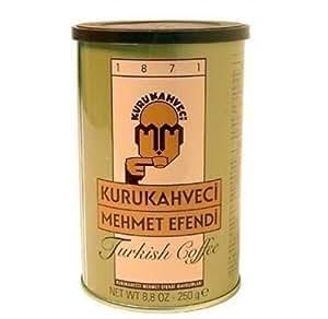 Caf- du monde turc - caf- turc Mehmet Efendi par 8,86 oz