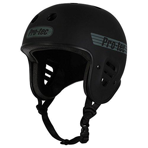 Pro tec Full Cut Zertifiziert Skate Helm XL Matte Black