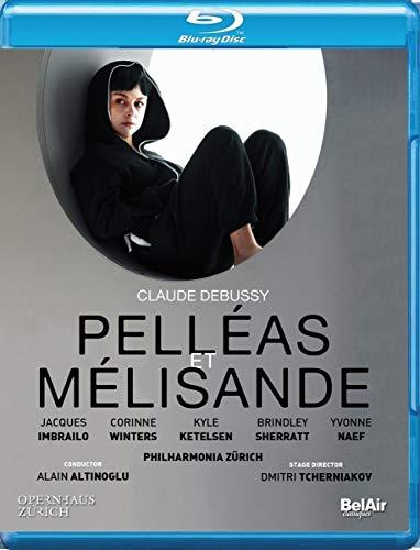 Debussy: Pelléas et Mélisande (Opernhaus Zürich 05/2016) [Blu-ray]
