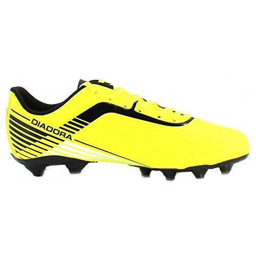 Diadora , Chaussures de Gymnastique mixte adulte C0001 GIALLO