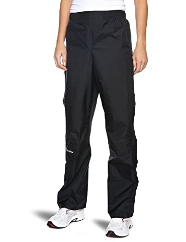 Berghaus Deluge Women's Outdoor Trousers available in Black Size