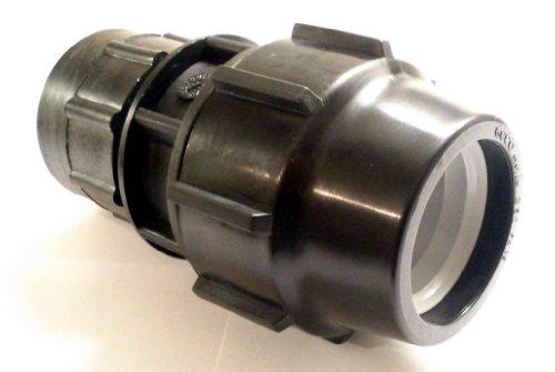 IBC Adaptateur à 40 mm de Compression pour tuyau MDPE 40 mm