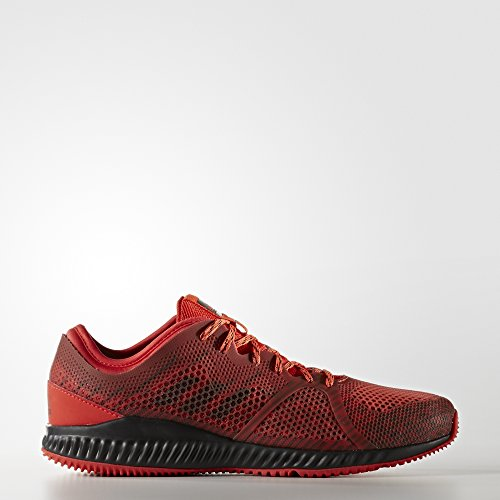 RED SHOES ADIDAS PRO BA9816 CRAZYTRAIN Rot