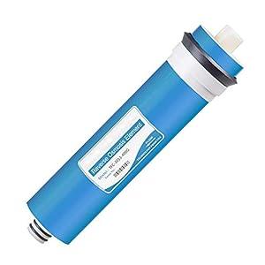 3013-400GPD Membranas de Ósmosis Inversa, filtro de agua repuesto Elimina el 96% de los contaminantes en el agua