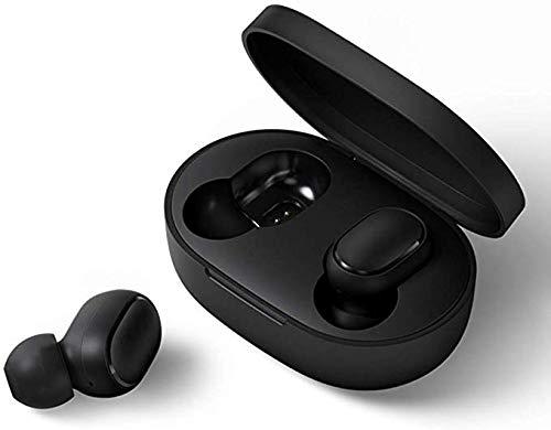 Xiaomi Redmi Airdots, TWS Wireless Bluetooth 5.0 Headphones Charging Box True Stereo Sound Wireless Bluetooth Headphones with Microphone Hands-Free Headphones AI Control black - 2