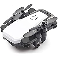 NDY Drone, Mini Dispositivo De Vuelo Plegable HD, Control Remoto WiFi Fotografía Aérea Altura Fija Vuelo De Cuatro Ejes, Despegue Y Aterrizaje con Un Clic