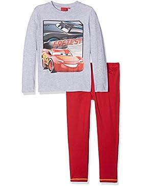 Disney Cars Mcqueen, Conjuntos de Pijama para Niños
