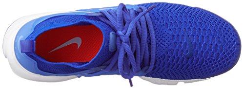 Nike Air Presto Flyknit Ultra, Chaussures de Running Entrainement Homme, Bleu, 42 EU Azul (Racer Blue / Racer Blue-White)