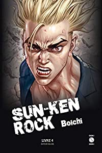 Sun-Ken Rock Edition deluxe Tome 4
