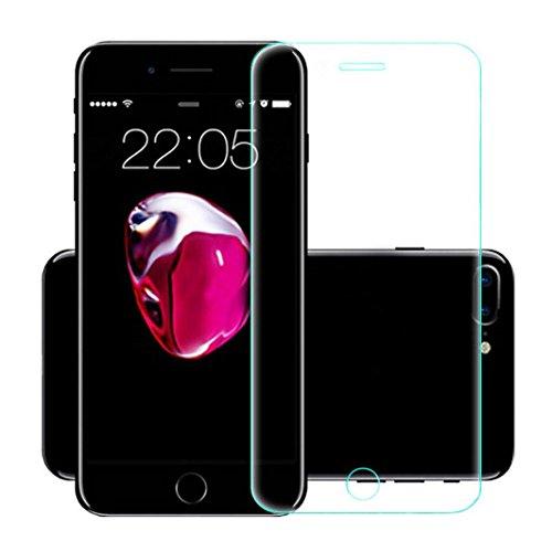 Fundas iPhone 7 Plus 5.5inch, Oyedens Pantalla 3D Cobertura completa de cristal templado la película del protector para el iPhone 7 Plus 5.5inch