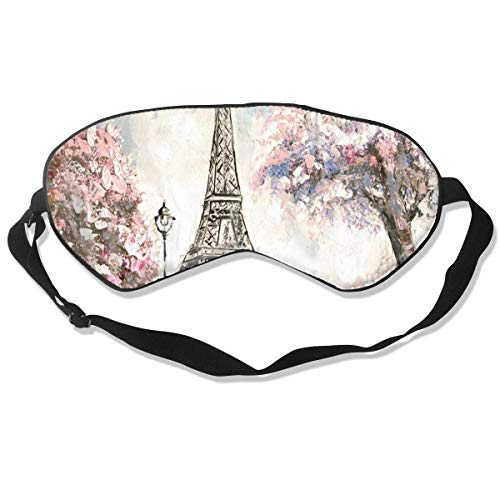 Raven Girl Kostüm - Miedhki Unisex Sleeping Eye Mask Love Girl and Boy Eye Mask Cover with Adjustable Strap Blindfold Eyemask for Travel, Nap, Meditation Design2