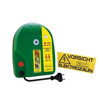 Weidezaungerät 230V N10 Weidezaun Netzgerät Elektrozaungerät Weidegerät von AKO bei Du und dein Garten