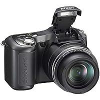 "Nikon COOLPIX L100 Digitalkamera (10 Megapixel, 15-fach optischer Zoom, 3"" Display) schwarz"