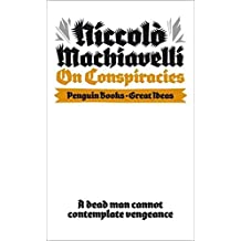 On Conspiracies (Penguin Great Ideas) by Niccolo Machiavelli (2010-08-26)
