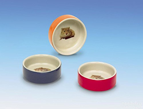 Nobby 73391 Hamster Keramikschale