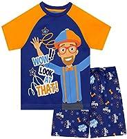 Blippi Pijamas para Niños