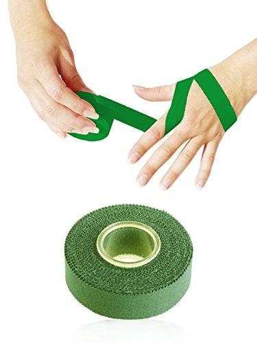 KK Hygiene Sporttape 2 cm x 10 m grün, 1er Pack (1 x 12 Stück)