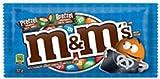 Pretzel M&Ms 32.3g Bag American Candy Full Box of 24 Packs