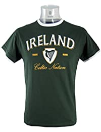 Irland Herren T-Shirts Keltische Nation