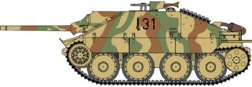 Carnaval Nouvel An, je suis fasciné! fasciné! fasciné! 1/35 Jagdpanzer 38(t) Hetzer, Black Knight | Belle  7ac2e6