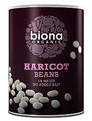 Biona Organic Haricot Beans, 400 G