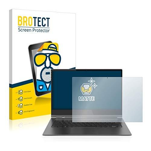 BROTECT Matt Bildschirmschutz Schutzfolie für Lenovo Yoga C930 (matt - entspiegelt, Kratzfest, schmutzabweisend)
