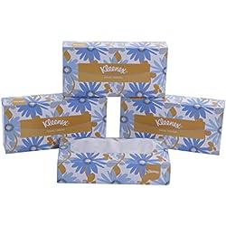 Kleenex Facial Tissue Box, 200 Sheets per Box , 2 Ply, 3 Box Combo, 60038 by Kimberly-Clark