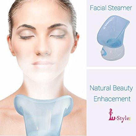 Facial Steamer Sauna Hammam Visage système