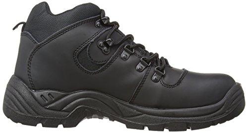 Dickies Fury, Chaussures de sécurité Homme - Noir (black), 40 EU Noir (oiled Black)