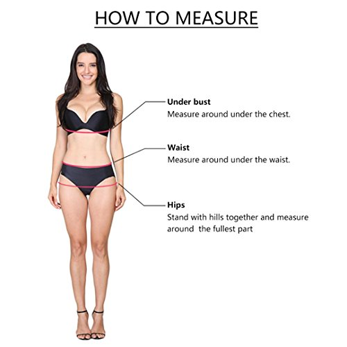 OHQ Costume Da Bagno Sexy Da 2 Pezzi Costume Da Bagno Moda Bikini Costume Da Bagno Sexy Con Stampa A Coste Da Donna Costumi Da Bagno Push-Up Rosa