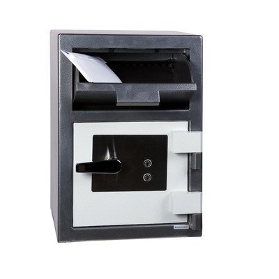 Depository Safe (Commercial Depository Safe Lock Type: Dual Key by Hollon Safes)
