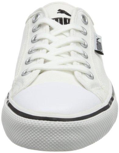 b0781f1c5e60e4 Puma Streetballer Lo 356691 Unisex-Erwachsene Sneaker Weiß (white 02) ...