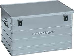 Aluminiumbox mit Klappverschlüssen und Schlösser , Herstellerbestellnummer: 9000448094