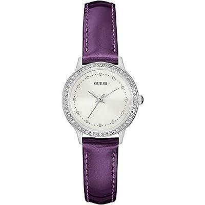 Guess Reloj con Movimiento japonés Woman Chelsea W0648L10 30 mm